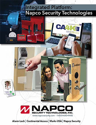 Integrated Platform: Napco Security Technologies