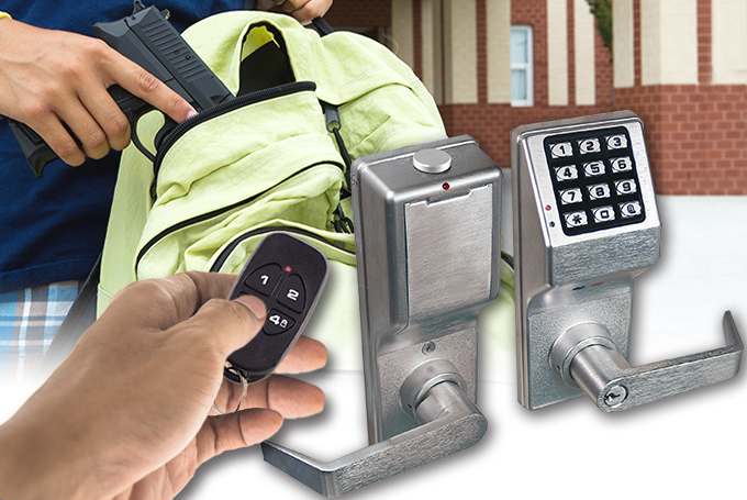 Electronic Standalone Locking Solutions