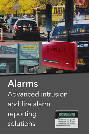 Alarm Reporting Solutions